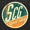 SCG Speed Shop - Contrast Snapback Cap