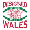 Design by God Wales - Made in Wales - Men's Premium T-Shirt