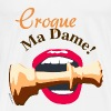 Croque madame - Men's Premium T-Shirt