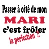 Mon mari la perfection - T-shirt Premium Homme