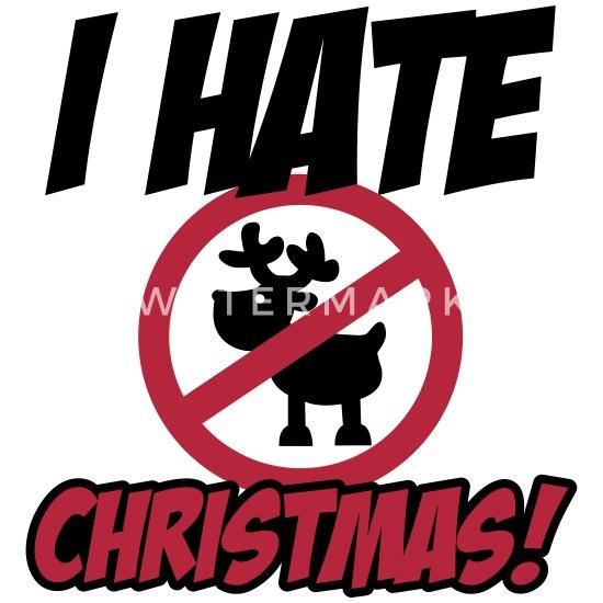 I Hate Christmas.I Hate Christmas Men S Premium T Shirt Spreadshirt