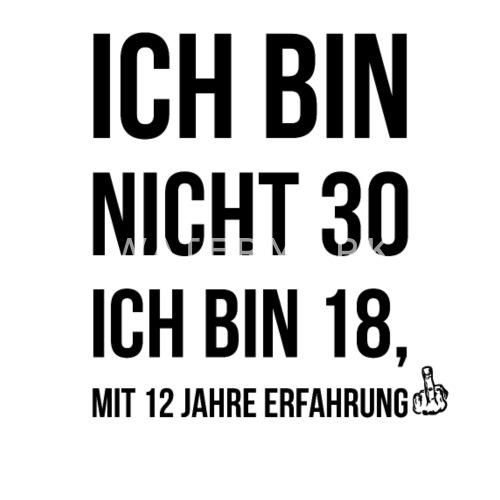 30 Geburtstag Geburtstagsgeschenk Lustig Geschenk Manner Premium T