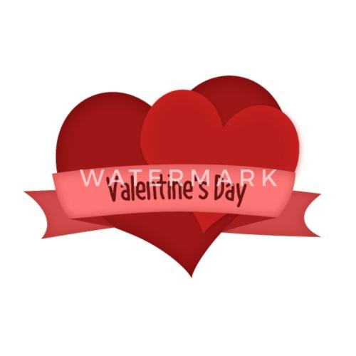 Valentines Day Valentines Day Gift Idea Hearts By Shirtomatik