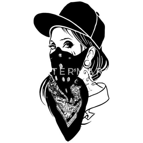 Hip Hop Girl Shirt Gift By Kursdesigns Spreadshirt