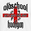 Old school hooligan - Men's Premium T-Shirt