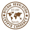 Bitcoin Revolution - Men's Premium T-Shirt