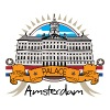 Palace Amsterdam - Men's Premium T-Shirt
