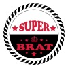 Super brat - Men's Premium T-Shirt