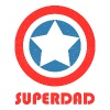 Superdad - Men's Premium T-Shirt