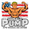 Donald Pump Color - Men's Premium T-Shirt