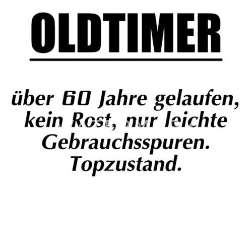 Oldtimer 60 Jahre Geburtstag Geschenk Sechzigster Manner Premium T