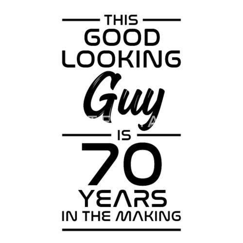 70th Birthday Gift Idea 70 Funny By