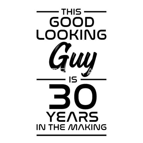 Cadeaus Voor Mannen 30 Jaar