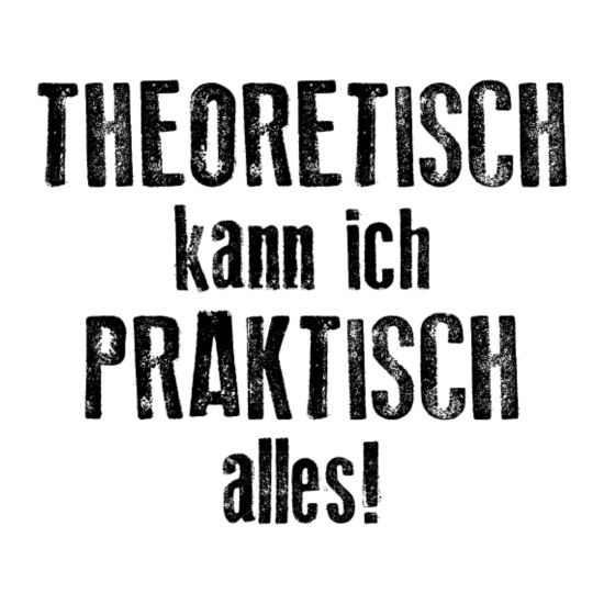 theoretisch