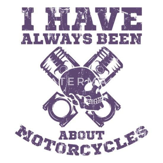 Biker Motor And Skull Motorcykel Driver Gave Premium T shirt