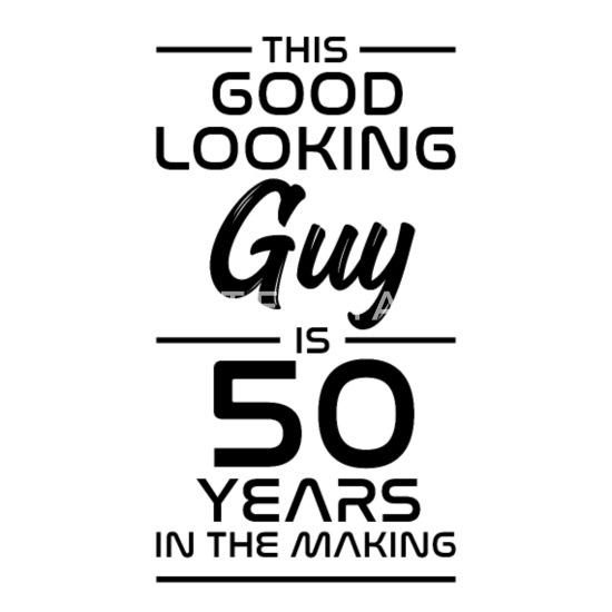 Wonderbaarlijk Gift voor de 50e verjaardag cadeau-idee 50 jaar Mannen premium T LM-79