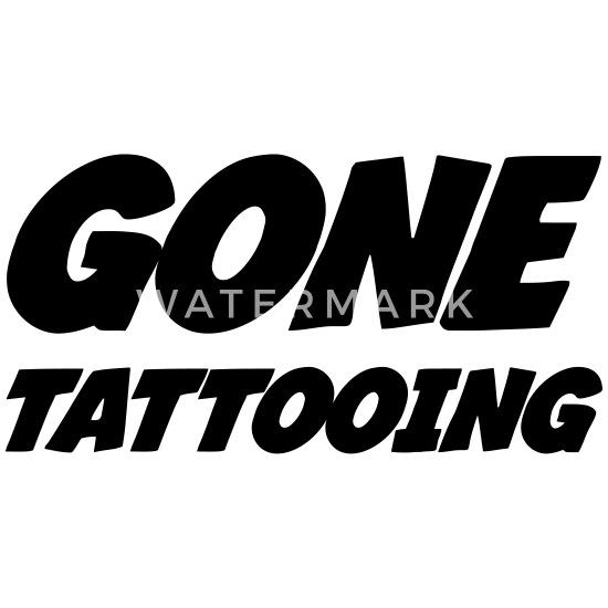Tatoeëerder Tekenen Tattoo Tattooist Mannen Premium T