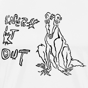 Nerve it Out - Mannen Premium T-shirt