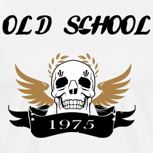 Old school1975 - Men's Premium T-Shirt