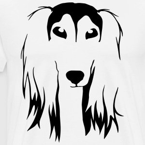 SALUKI - Men's Premium T-Shirt