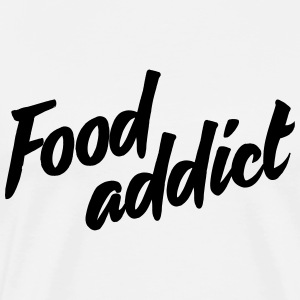 Food addict - Men's Premium T-Shirt