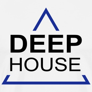 Deep House Design 001 - Men's Premium T-Shirt