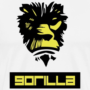 Gorrila - Premium T-skjorte for menn