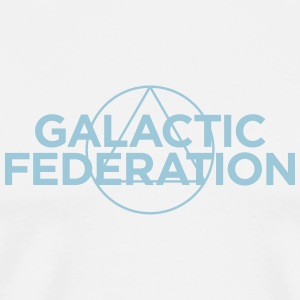 Galactic Federation Logo - Men's Premium T-Shirt