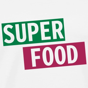 superfood - Mannen Premium T-shirt