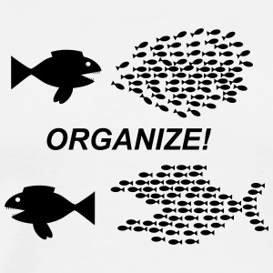 Organize! - Men's Premium T-Shirt