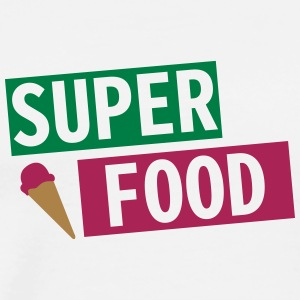 Superfood Eis - Männer Premium T-Shirt