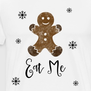 Gingerbread Man - T-shirt Premium Homme