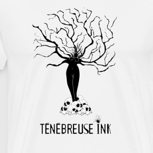 Ink dark - Mannen Premium T-shirt