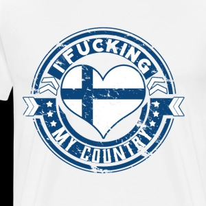 I love Finland for the finish people