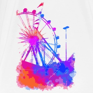 Ferris wheel - Men's Premium T-Shirt
