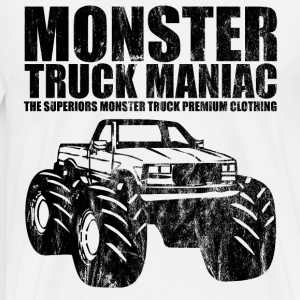 SUPERIORS ™ - MONSTER TRUCK MANIAC - Shirt - Men's Premium T-Shirt
