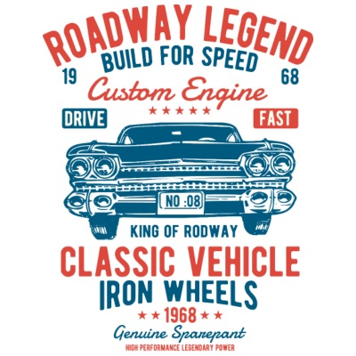 Classic Auto - Vintage Car ja auton paita designille 0ea452d879