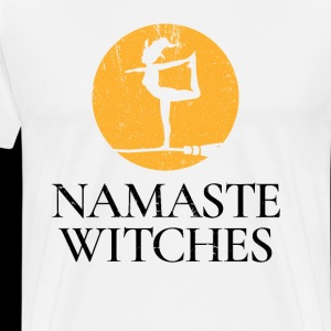 Namaste Witches Funny Halloween