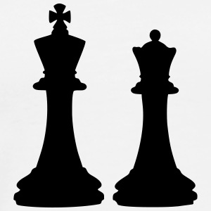 Chess King & Queen