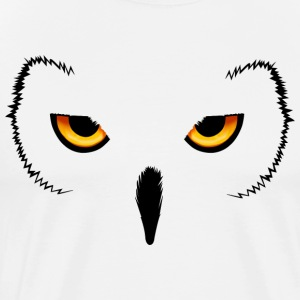 Owl Surveillance - Men's Premium T-Shirt