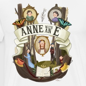 Anne with an E - Men's Premium T-Shirt