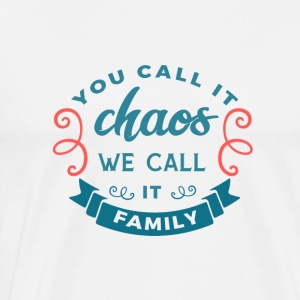 family values - Men's Premium T-Shirt