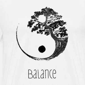 Yin Yang Bonsai Balance Tree Japan Buddha Gift