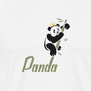 ANIMALS PANDA - Men's Premium T-Shirt