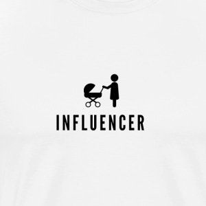Influencer - T-shirt Premium Homme