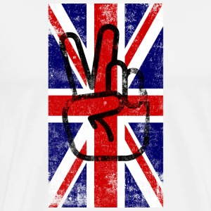 England peace - Men's Premium T-Shirt