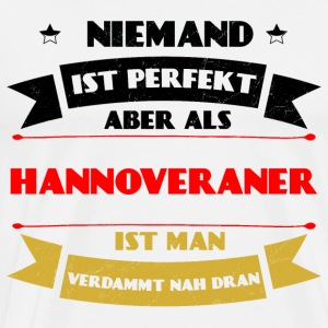 Perfect Hannoverian - Hannover Germany DE - Men's Premium T-Shirt