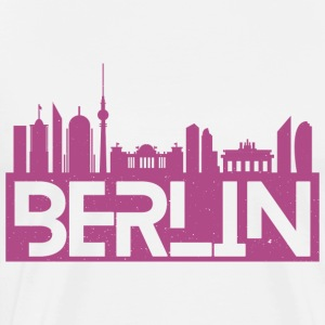 Berlin CIty - T-shirt Premium Homme