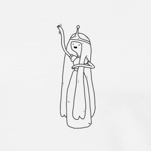 Princess Bubblegum - Premium T-skjorte for menn