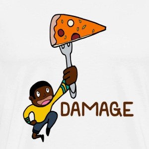 Damage - T-shirt Premium Homme